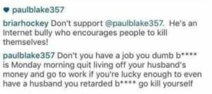paul blake post 2